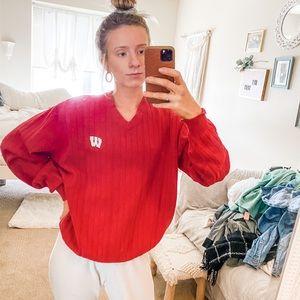 Vintage UW Madison golf sweatshirt